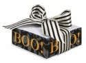 "Halloween Treats ""Boo"" Sticky Note Stack"
